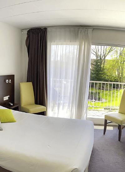 lerelaisdemontigny - ideal - chambre confort