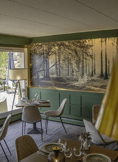 lerelaisdemontigny - le restaurant - la salle b